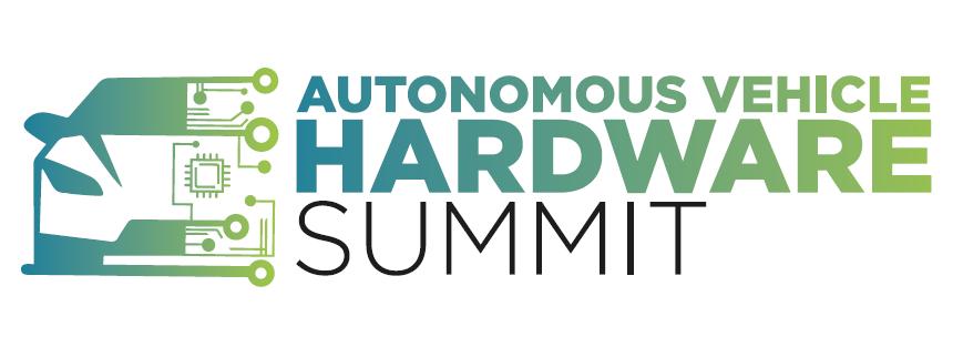 Autonomous Vehicle Hardware Summit