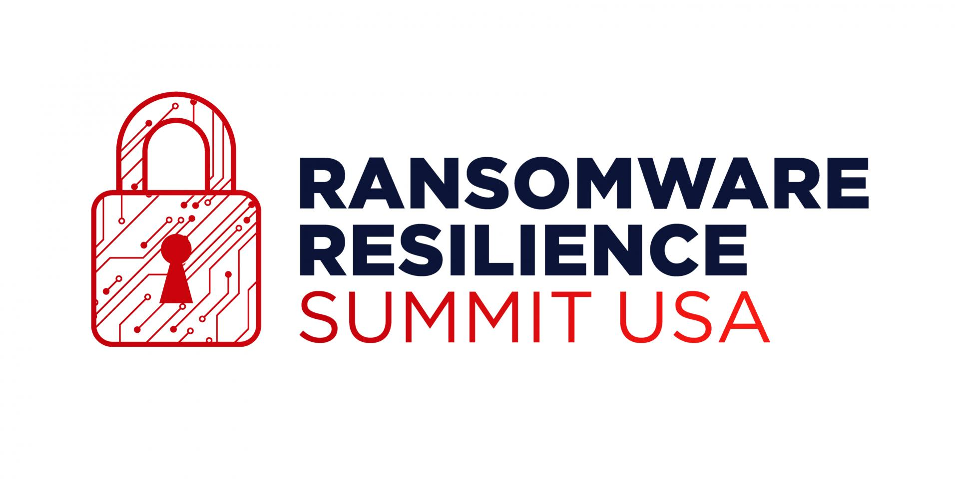 Ransomware Resilience Summit USA
