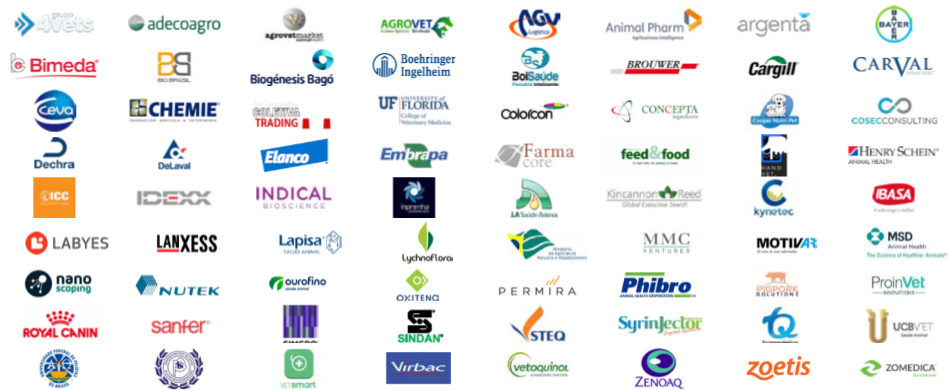 Attendees from the Animal Health Latam series