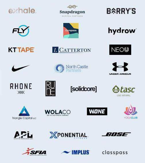 Fitness and Active Brands Summit EU 2020 - Past Attendees